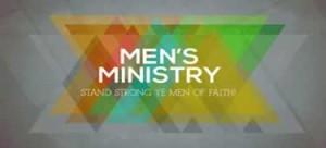 mens ministry banner