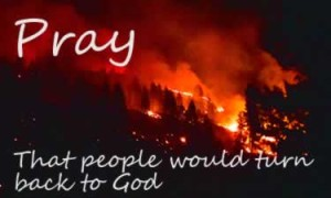 prayer fires banner