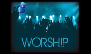 worship banner