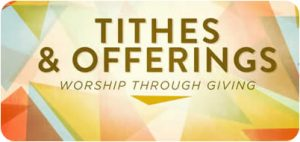 Tithes and Offerings Rounded