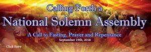 Solemn Day of Prayer