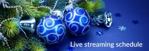 Christmas Live Streaming