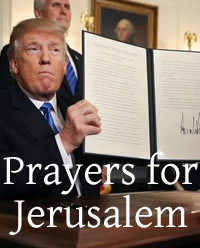 Pray for Jerusalem