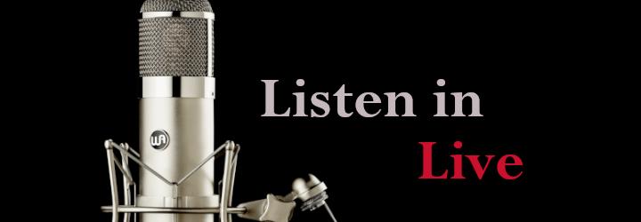 Listen In - Live
